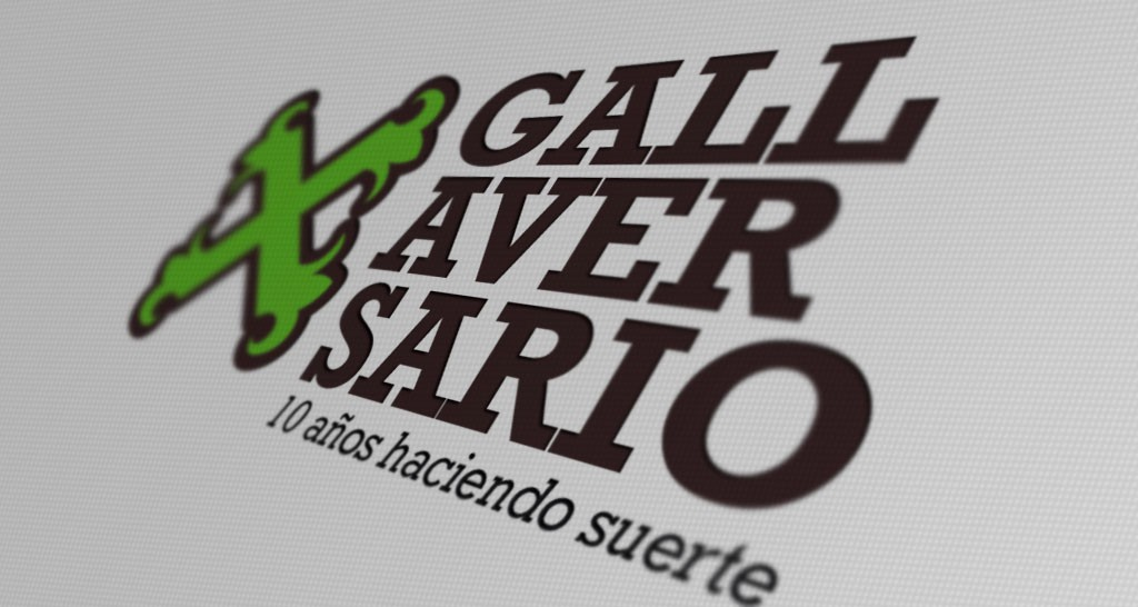 Marketing Gallaniversario