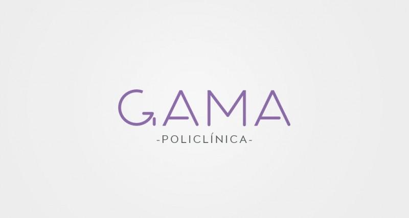 identidad corporativa policlinica gama