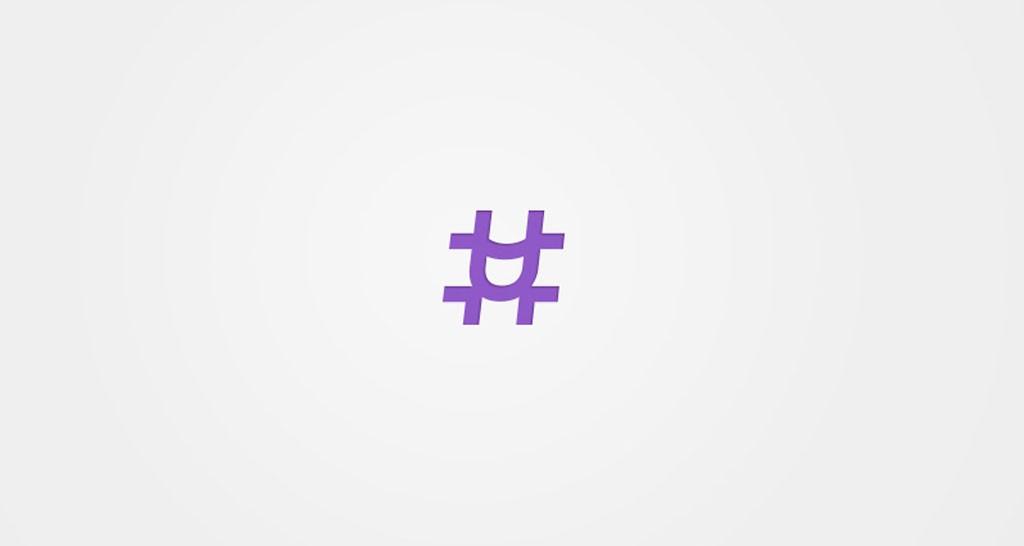 simbolo trendety morado